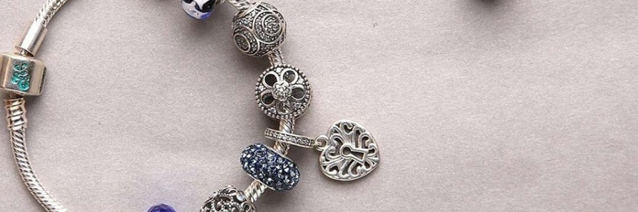 Trending charms jewelry and fashion accessories